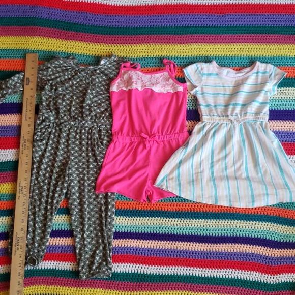 Romper / dress bundle